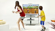 Video Game Makes Kids Physical :-
