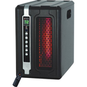 Lifesmart Compact Power Plus 800 Square Foot Infrared Heater w/Remote