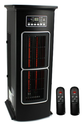 LifeSmart LS-1003HH13 1800 Sq Ft Infrared Quartz Electric Portable Tower Heater