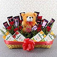 Buy / Send Perfect Exclusive Gifting Arrangement Gifts online Same Day & Midnight Delivery across India @ Best Price ...