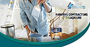 Painting Contractors in Bangalore