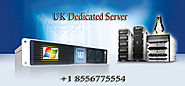 Best and Cheap UK Dedicated Server Hosting offering services at affordable prices