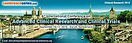 Theme: Encouraging World towards conducting Clinical Research and Clinical Trials