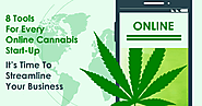 Online Tools For Cannabis Business Startups