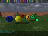 SuperMaze is a simple to learn and play humorous non-violent hunt-and-shoot game using Smileys as the main actors in ...