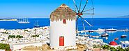 5 Night Athens to Santorini holiday packages from the UK