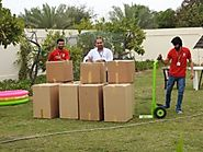 Packers and movers service provider in Dubai-Gulf Express