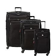 Delsey Helium Sky 3 Piece Luggage Set