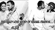 Love Story Of Krunal Pandya and Pankhuri: A shot to love