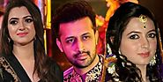Love Story OF Atif Aslam and Sara Bharwana | JodiStory