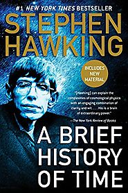 A Brief History of Time - Stephen Hawking