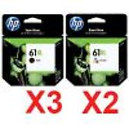 Ink value pack for HP envy 5530 printers