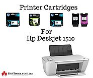 Printer Ink Cartridges for HP Deskjet 1510 at affordable prices