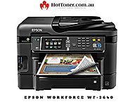 Best Quality Epson Work Force WF-3640 | Hot Toner