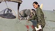 Meet Avani Chaturvedi – First Indian Woman Fighter Pilot To Flew Mig 21 Solo