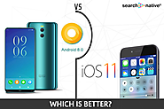 iOS 11 vs. Android 8.0 – Which is better? | SearchNative