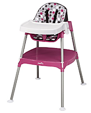 Top 9 Best Baby Trend High Chairs Reviews 2018 (January. 2018)