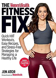 The Women's Health Fitness Fix: