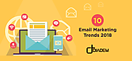 10 Email Marketing Trends 2018
