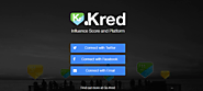Kred To Measure The Online Influence: