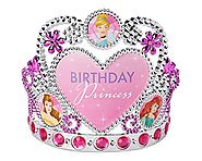 American Greetings Disney Princess Birthday Tiara
