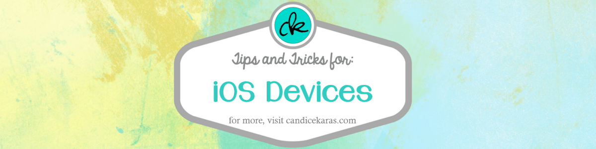 Headline for iOS Tips and Tricks