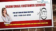 Contact Shaw email tech support number 1-800-452-0248