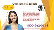 Contact 1-800-542-0248 Gmail support number