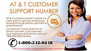 Use Toll Free Number 1800-542-0248 Foe AT & T Email Support
