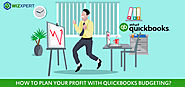 How To Plan Your Profit With QuickBooks Budgeting Grow Business