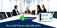 How to Add Vehicles in QuickBooks Pro - Informative Guide