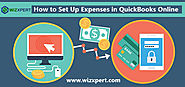 How to Set Up Expenses in QuickBooks Online - [Tutprial]