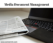 Media Document Management System Offer by ContCentric