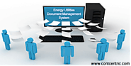 Energy Utilities Document Management Alfresco Company - ContCentric