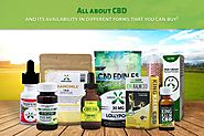 Know everything about CBD and it forms. Check which CBD product is suitable for your body.