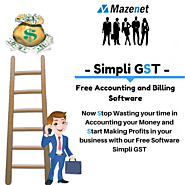 Highly Customizable Free GST Billing Software - Simpli GST