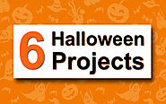 6 Halloween Makerspace Projects