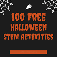 100 Free Halloween STEM Activities