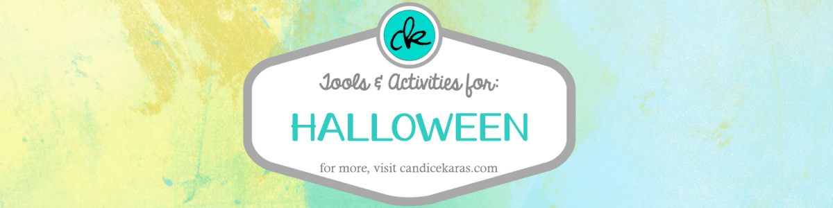 Headline for Halloween Resources