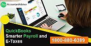 Payroll Services & Software for Small Business | Intuit Payroll & E- Taxes