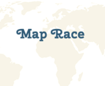 Map Race | A Geography Guessing Game