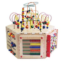 The Wide Variety Of Wooden Activity Cubes for Toddlers