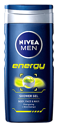 Energy | Energizing Shower Gel For Men - NIVEA MEN