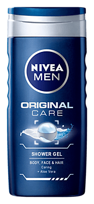 Original Care | Hydrating Shower Gel For Men - NIVEA MEN