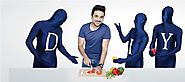 THE FOOD CODE - NIVEA MEN