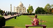 Guided Private tours Taj Mahal