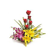 Buy/Send Sweet Splendor - Bouquet Online - YuvaFlowers.com