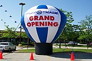 Inflatable Advertising Balloons for Business Purposes