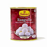 Buy/Send 1 Kg Haldiram Rasgulla Sweets - YuvaFlowers